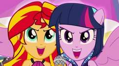 Equestria Girls Rainbow Rocks RUS - К бою