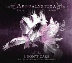 Apocalyptica ft Three Days Grace - I Don't Care