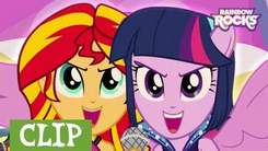 Equestria Girls Rainbow Rocks - Welcome to the Show
