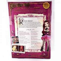 ever after high - песня Рейвен Квин